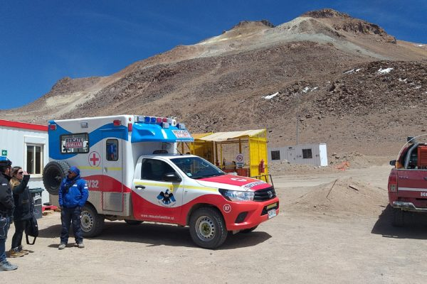 Arriendo de ambulancias 4x4