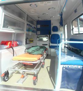 Ambulancia 4x4